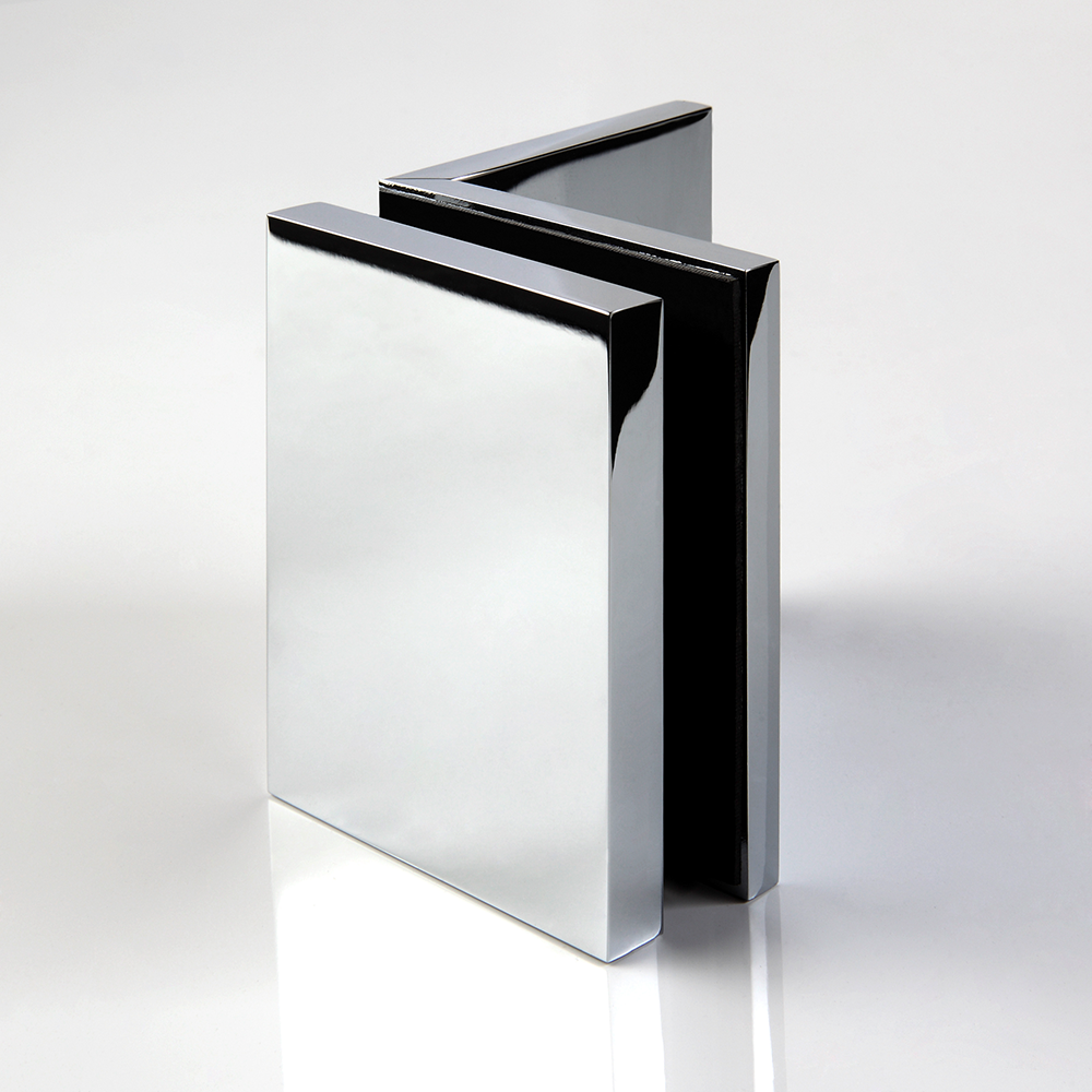 gral bf 112 bf 112 xl winkelverbinder glas an wand 90. Black Bedroom Furniture Sets. Home Design Ideas