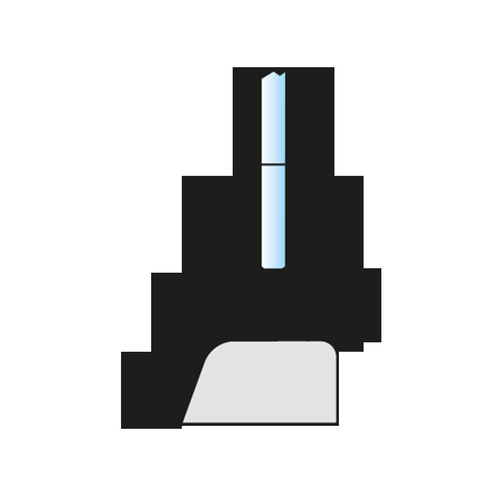 Dusche Wanne Kombination : Badewannenl?sung Farfalla 3-609 in Kombination mit Dusche