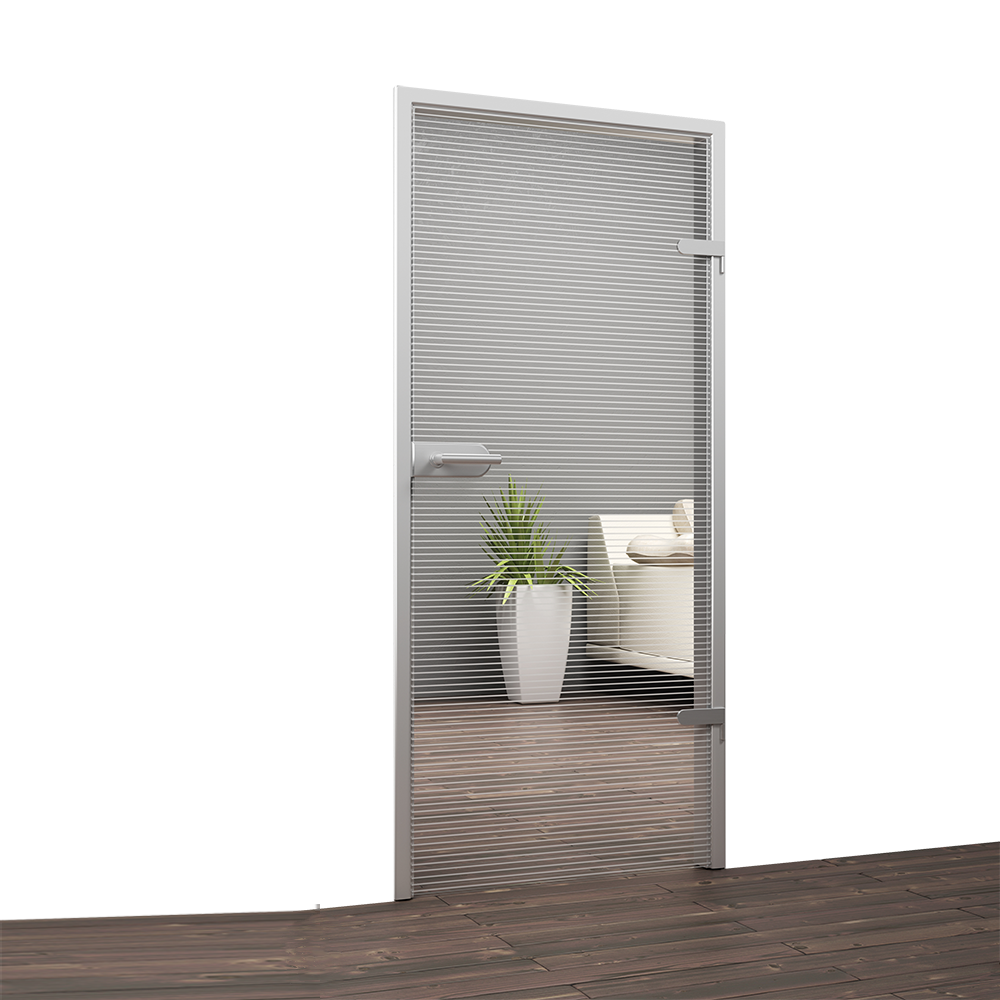 glast r stripes 14 siebdruck auf klarglas f r 84 99 eur. Black Bedroom Furniture Sets. Home Design Ideas