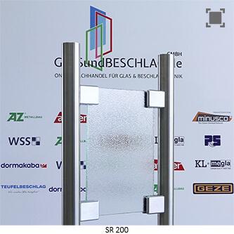 Glasart SR 200 / Listral L, mit normalem Gruenschimmer