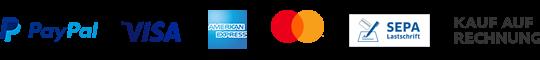 Ihre Zahlungsmoerglichkeiten mit PayPal Plus