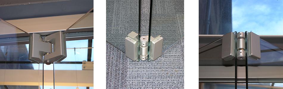 Teufelbeschlag FSW (Falt Schiebewand) - Reihe 500 - Detail
