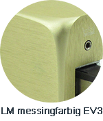 dormakaba LM messingfarbig eloxiert EV3 (105)
