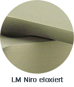 dormakaba LM Niro eloxiert (157) [Edelstahloptik]