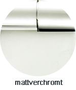 Pauli+Sohn Beschlagfarbe mattverchromt (MS10/ZN1)